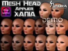 :unBra DEMO: Skin Xania Omega Mesh Head applier