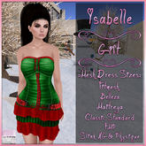 Isabelle Dress Christmas - Gift