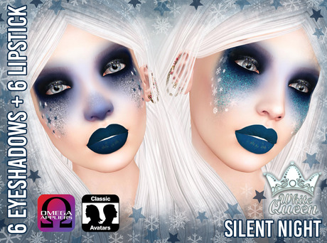 ::White Queen :: Silent Night - Omega