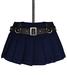 DE Designs - Renee Skirt - Blue Fabric