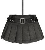 DE Designs - Renee Skirt - Grey Fabric