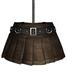 DE Designs - Renee Skirt - Old Leather
