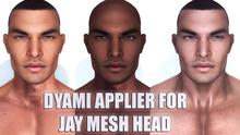 ::LV:. Dyami appliers for Jay Mesh head