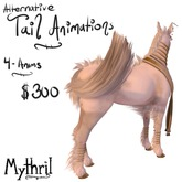 ~Mythril~ Tail Anims