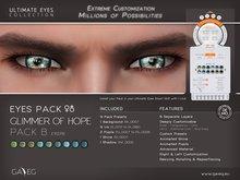 [GA.EG] Ultimate Eyes Pack - EY07B Glimmer Of Hope Pack B