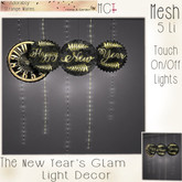 ~ASW~ The New Year's Glam Light Decor