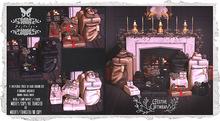 {Nostalgia} Festive Giftwrap / Mesh  / presents / Copy