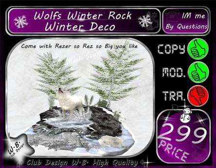 ** Wolfs Winter Rock **