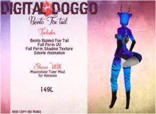 [Digital Doggo] Bento Fox Tail