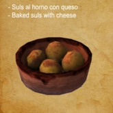 Suls al horno con queso /  Baked suls with cheese [G&S] 1