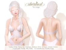 Stardust - Yukiko - White Tattoo (WEAR ME)