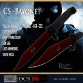 .::Razor::. >>CS Bayonet<<(BOXED)