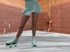 Roller skate  aqau 003