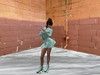 Roller skate  aqau 004