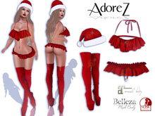 AdoreZ-Holly's Dress and Boots