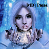 [MD] Poses - Snowflake (Portrait Pose)