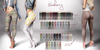 Blueberry - Cake Leggings - Maitreya, Belleza (All), Slink Physique Hourglass - ( Mesh ) - Fat Pack