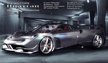 Vix Motors -  Huayran - EVO