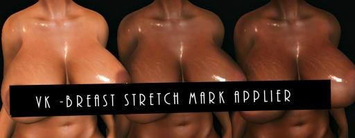 VK- Breast Stretch Mark Applier SOFT & BOLD