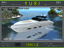 Yacht Yuri