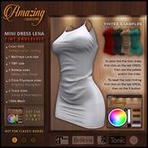AmAzInNg CrEaTiOnS Mini Dress LENA