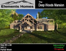 Deep Woods Mansion