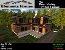 The Bear Valley Timber Frame