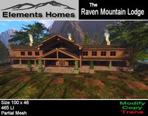 The Raven Mountain Lodge