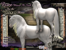 ~AppyBottoms~ Teegle Pure Mane N Tail Set