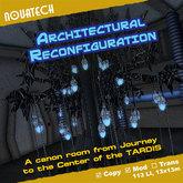 TARDIS Expansion, Architectural Reconfiguration Room