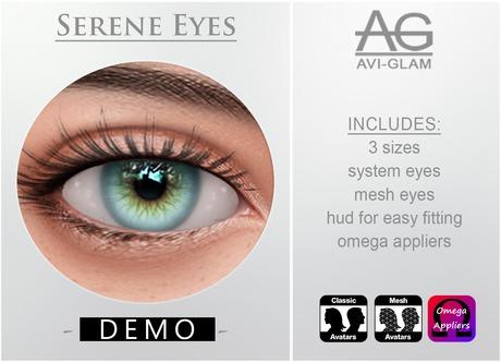 AG. Serene Eyes - Demo