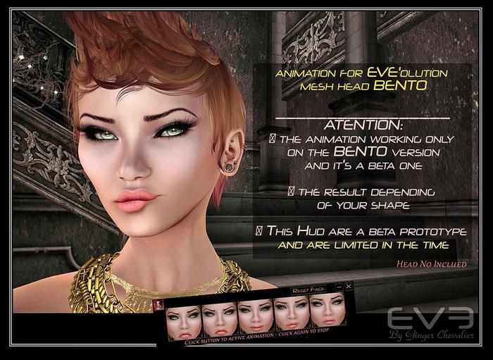 *!* EVE'olution Animation#1