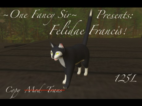 Second Life Marketplace Ofs Felidae Francis
