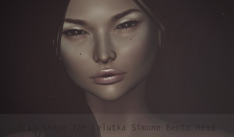 L y r i u m_ AIKO SHAPE FOR SIMONE BENTO HEAD