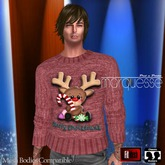 [Marquesse] Ricky Sweater Gift