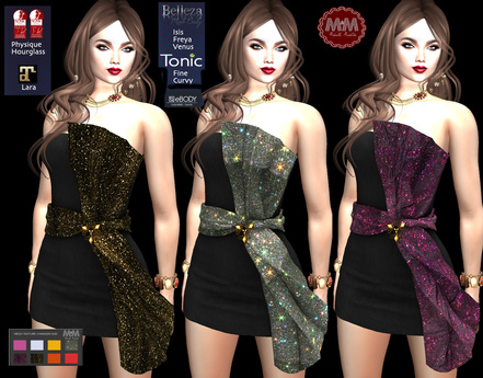 M&M-PARTY DRESS (Demo)-D