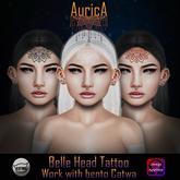 .:AS:. Belle Head Tattoo