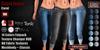 GAS [Capri Jeans Carol - All 14 Colors w/HUD FATPACK]
