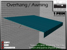L&S - Overhang Awning