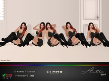 [ Autre ] Pose - Floor ( Static Pose )