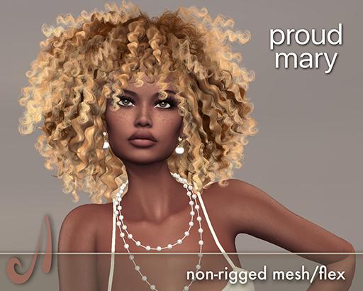 AD - proud mary - blacks