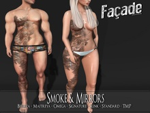 .Facade. :: Smoke & Mirrors
