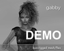 Gabby mp demo
