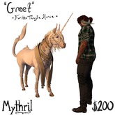 ~Mythril~ Teegle Animations: Greeting Animation