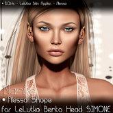 .::Nanika::.Alessa Shape for LeLutka Bento Head SIMONE