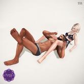 PURPLE POSES - Couple 551