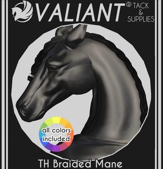 VALIANT® - TH Braided Mane