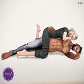 PURPLE POSES - Couple 549