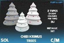 F&L - Chibi Krismus - Trees