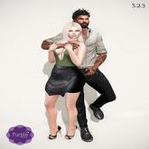 PURPLE POSES - Couple 523